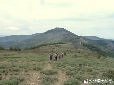 La Tornera ; Pico Porrejón – Sierra de la Puebla;viaje senderismo senderismo en la sierra de madr